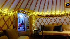 Last night in the Author's Yurt (byronv2) Tags: authorsyurt yurt edinburgh edimbourg edinburghbynight night nuit nacht seat cushion cosy tent charlottesquare scotland edinburghinternationalbookfestival edinburghinternationalbookfestival2018 eibf2018 eibf literaryfestival festival edinburghfestival newtown books