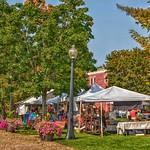 Saranac Lake  - New York -  Saturdays Farmers Market -  Riverside Park thumbnail