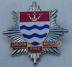 London Fire Brigade Cap Badge 1965-1988 (Lesopc) Tags: glc lfb london fire brigade cap badge logo 1965 1966 1967 1968 1969 1970 1971 1972 1973 1974 1975 1976 1977 1978 1979 1980 1981 1982 1983 1984 1985 1986 1987 1988 greater council rescue service uk