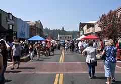 Placerville51 (ONE/MILLION) Tags: vacation travel tours visit events old antiques outdoors history historic town streets dogs shoes chairs buttons pool balls colorful hangtown people crowds williestark onemillion toys games books