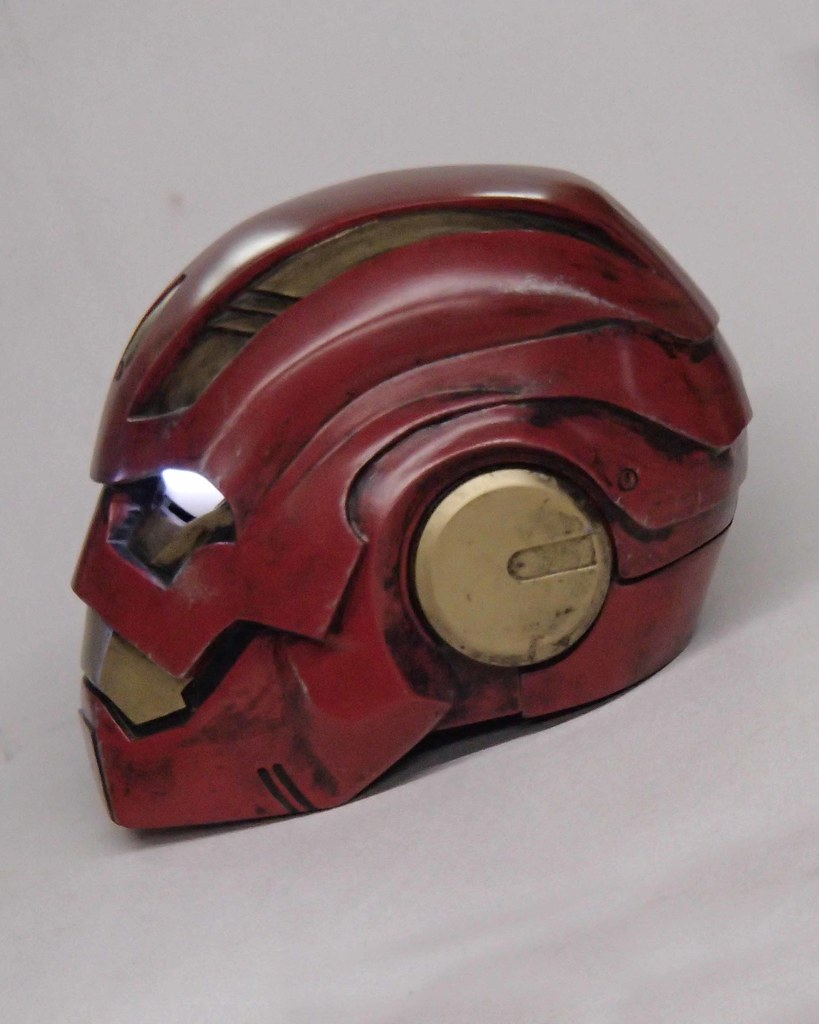 The Worlds Most Recently Posted Photos Of Helmet And Replica Luggage Tag Ironman Head Godkiller Finished Left Thorssoli Tags Prop Armor Costume Cosplay