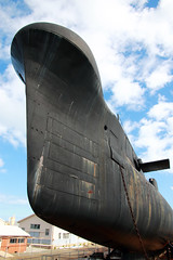 Submarines are strange creatures (Paul Threlfall) Tags: hmasovens fremantle thoughts westernaustralia wa perth museum wamaritimemuseum submarine tour bow torpedotubes ran royalaustraliannavy decommissioned oberonclass