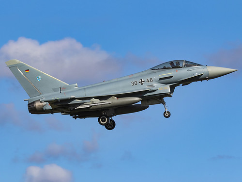 Luftwaffe | Eurofighter EF-2000 Typhoon S | 30+46