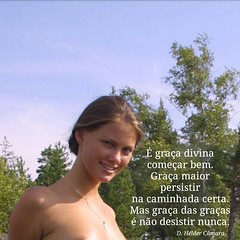 (belasfrases) Tags: frases belas natureza naturismo nudismo citações citacoes desistirnunca graca