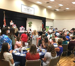 "Grapevine-Colleyville Education Foundation New Educators Luncheon 2018 • <a style=""font-size:0.8em;"" href=""http://www.flickr.com/photos/159940292@N02/30846935768/"" target=""_blank"">View on Flickr</a>"