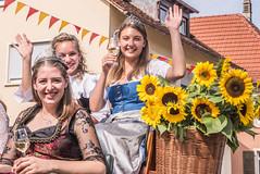 Winzerfest_Umzug_071 (alexanderanlicker) Tags: auggen badenwürttemberg breisgauhochschwarzwald deutschland europa trachtenundbrauchtumsumzug umzug wein weinfest winzerfest winzerfestumzug