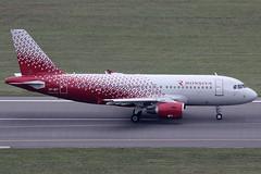 Rossiya Airlines Airbus 319-111 VP-BIT (c/n 1761) (Manfred Saitz) Tags: vienna airport schwechat vie loww flughafen wien rossiya airlines airbus 319 a319 vpbit vpreg