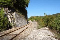Ligne SNCF vers Morez (hans.hirsch) Tags: les mouillés tunnel souterrain sncf plm ligne voie rail gleis maçonnerie viaduc morez saint claude bienne
