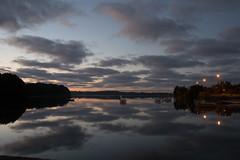 2018 Septembre - Lanester (Reflets)(2).005 (hubert_lan562) Tags: lanester lorient morbihan bretagne reflet matin ciel nuage bleu bateau symétrie plessis breizh 56 rohu calme sky lever eau mer tot