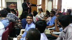 20160928_161119 (D Hari Babu Digital Marketing Trainer) Tags: iimc hyderabad digital marketing seminar