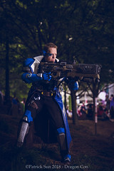 SP_83478 (Patcave) Tags: dragon con dragoncon 2018 dragoncon2018 cosplay cosplayer cosplayers costume costumers costumes soldier76 overwatch videogame blizzard gun strike commander morrison
