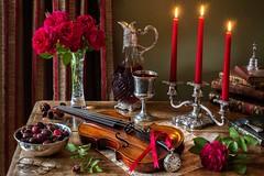 A Romantic Evening.