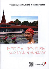 Medical Tourism and Spas in Hungary; 2015_1 (World Travel Library - collectorism) Tags: hungary spa 2015 bath bad fürdő travelbrochurefrontcover frontcover magyarország travel center worldtravellib holidays tourism trip vacation papers photos photo photography picture image collectible collectors collection sammlung recueil collezione assortimento colección ads online gallery galeria touristik touristische broschyr esite catálogo folheto folleto брошюра broşür documents dokument