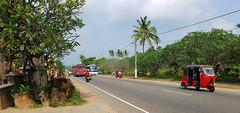 Sri Lanka (Meino NL) Tags: srilanka koggala koggalabeach tuktuk