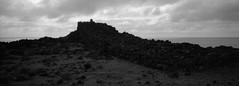 Ramp, Easter Island (austin granger) Tags: easterisland rapanui ramp stones evidence mystery archaeology ruin time stone volcanic film xpan
