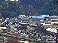 18082521297righi (coundown) Tags: genova crollo ponte morandi pontemorandi catastrofe bridge stralli impalcato piloni vvf autostrada