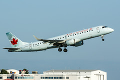 C-FLWH (PlanePixNase) Tags: aircanada embraer e190 airport airline planespotting ottawa yow cyow