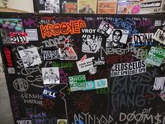 Zoer (Visual Chaos) Tags: zoer zoersci sci scicrew slaptag sticker beyondthestreets trashrecords losangelesgraffiti graffiti artdistrict obey broza celos cult spv darina slick hufr nomadz mikepyro krooked conart unseen tsl aiko vroy nekst