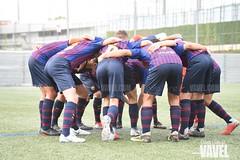 DSC_8817 (VAVEL España (www.vavel.com)) Tags: fcb barcelona bar barça cadete cantera masía planterfcb formativo base fútbol pretemporada santandreu juvenil