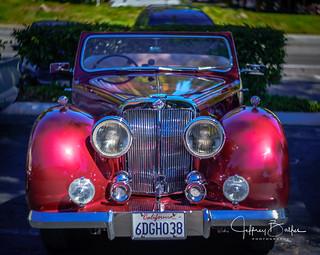 1949 Triumph TR2000