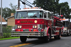 Bristol Consolidated Fire Company Engine 501 (Triborough) Tags: pa pennsylvania buckscounty croydon bcfc bristolconsolidatedfirecompany firetruck fireengine engine engine501 hahn