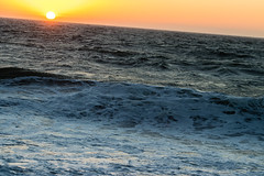 Beach sunset (NinjaCat1212) Tags: beautiful color light hightide water beach sunset outdoors outside landscape oregon