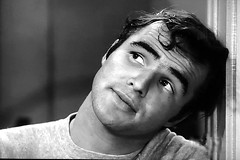 """Burt Reynolds in """"The Bard,"""" an episode of """"The Twilight Zone"""" from  5/23/1963. (stalnakerjack) Tags: tv hollywood actors thetwilightzone burtreynolds"""