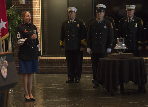 9/11 Remembrance Ceremony held at Eisenhower Hall