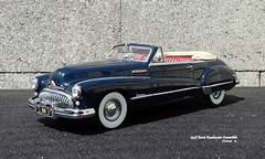 1948 Buick Roadmaster Convertible (JCarnutz) Tags: 124scale diecast danburymint 1948 buick roadmaster