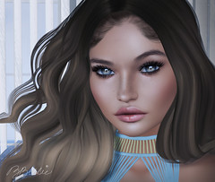 LOTD (babibellic) Tags: secondlife sl blogger beauty babigiobellic bento babibellic zkstore tableauvivant glamaffair virtual avatar portrait people