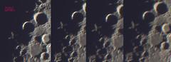 "Lunar ""X"" Sunrise (tbird0322) Tags: moon luna lunar astronomy astrophotography solarsystem mewlon"