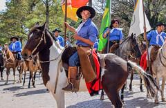 Desfile Farroupilha II (crismdl) Tags: 20 de setembro 20desetembro gaúcho gaucho bagé rs riograndedosul farroupilha revoluçãofarroupilha cavalo cheval horse tradição cavalgada parade feriado holiday liberdade liberté fraternité igualité igualdade fraternidade