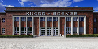 Knorr-Bremse ohne Wasser