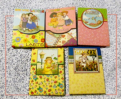 Small Notebooks (M.P.N.texan) Tags: notebook pad paper small collection collecting maryengelbreit