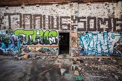 Solvay Coke & Gas (Thomas Hawk) Tags: america milwaukee solvaycokegas usa unitedstates unitedstatesofamerica wisconsin abandoned graffiti urbex fav10