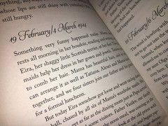Book reading- Anastasia ) #study #books #read (witchesgwendolyn) Tags: study books read