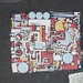 House of Hades Giant Abstract Mosaic of Odds and Ends 9757