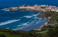 Hoy el mar me sonríe (Jesus_l) Tags: europa galicia acoruña caión mar playa jesúsl