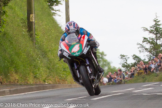 isle of Man TT 2018: 2nd June Qualifying