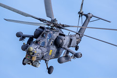 Mi-28N (RealHokum) Tags: russianairforce russianarmy airshow aviation aerobaticteam army2018 ef200400 kubinka alabino berkuty helicopter havoc mil mi28n