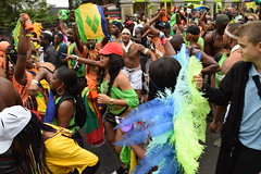 DSC_8001 (photographer695) Tags: notting hill caribbean carnival london exotic colourful girls aug 27 2018 stunning ladies