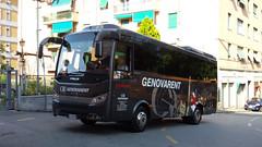 Otokar Navigo T (Lu_Pi) Tags: genova bolzaneto autobus bus otokar navigo genovarent noleggio iit