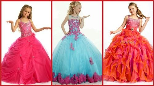 d4d8d065d4ae5 Latest Baby Gown Dresses  kids Princess Style Frocks  Kids Party Wear Dress