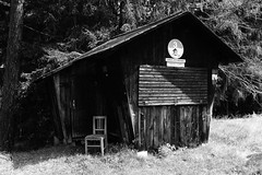 Abandoned Ski Resorts Part 1 (a_journey_far_away) Tags: fujifilm acros bnw abandoned skiresorts abandonedskiresorts alps lostplaces forgottenplaces hiddenplaces memories hirschegg