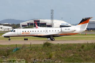 VH-JZG JetGo Australia Embraer ERJ-135LR (BNE - YBBN - Brisbane)