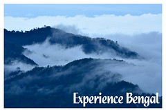 Experience Bengal - Monsoon Break at Kalimpong Hills (pallab seth) Tags: kalimpong landscape blackandwhite hillstation hills himalayas monsoon clouds rainyseason bengal india destinations tour tuorism mood nature dreamylandscape