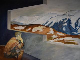 Thorbjorg Hoskuldsdottir - Silence, 1981 at Reykjavík Art Museum Kjarvalsstaðir Reykjavik Iceland