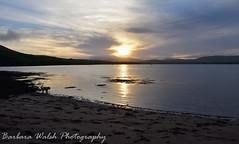 Dingle bay (Barbara Walsh Photography) Tags: sunset dingle kerry ireland irland irlanda westkerry wildatlanticway sea
