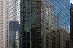 Reflections (syf22) Tags: cityscape city cityscene cityskyline citycentre cityarchitecture reflection glass tall highrise high commercial centralbusinessdistrict modernarchitecture modern architecture central earthasia