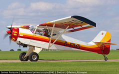 G-FOXD | Denney Kitfox MkII | Private (james.ronayne) Tags: gfoxd | denney kitfox mkii private aeroplane airplane plane aircraft general aviation flight flying ga laa rally sywell egbk orm canon 80d 100400mm raw